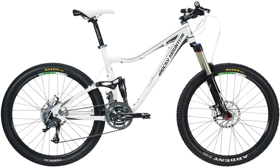 Rocky Mountain Altitude 30 2011 Review The Bike List