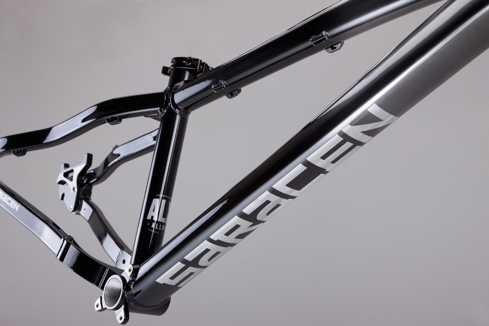 Saracen Alx Frame 2015 Review The Bike List