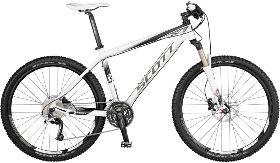 Scott scale 50 2012 review the bike list for Perfect scale pro reviews