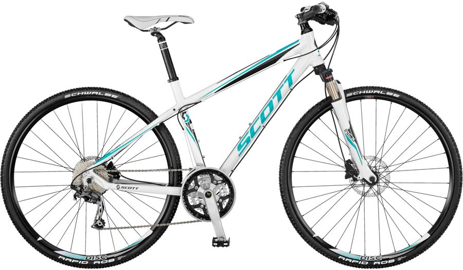 Scott Sportster 20 Ladies 2012 Review The Bike List