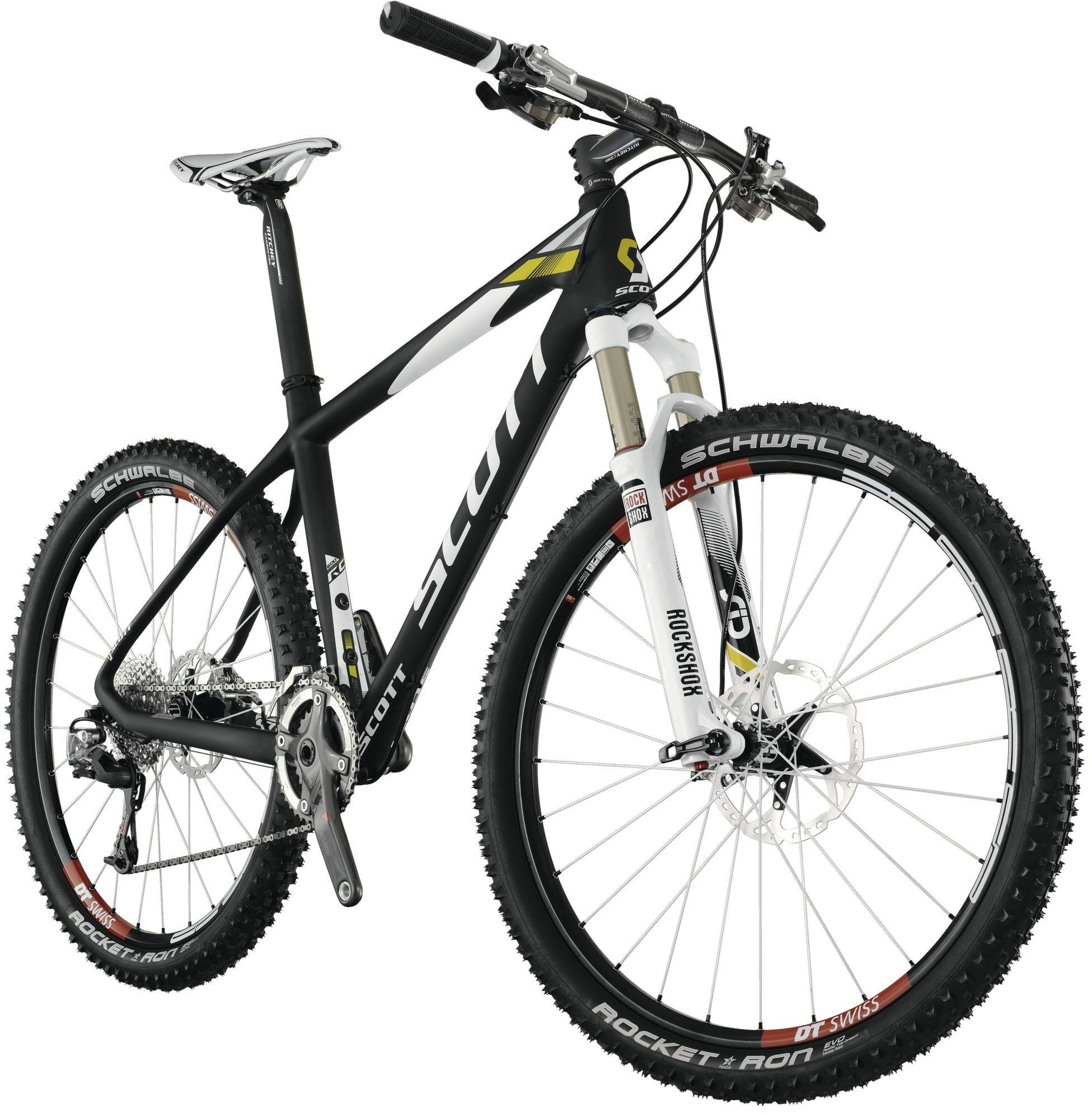 Scott Scale 600 Rc 2013 Review The Bike List