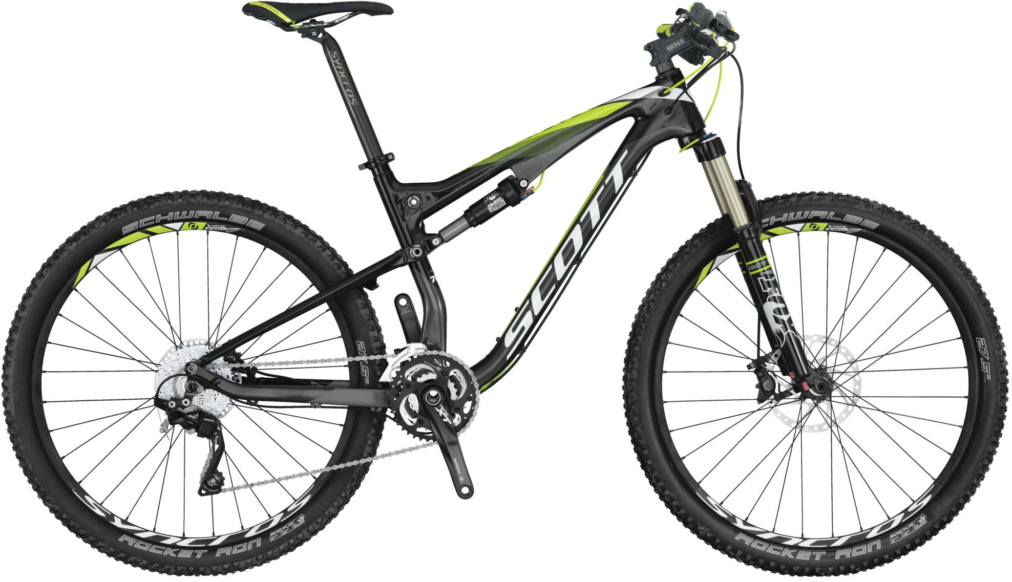 Scott Spark 720 2014 review - The Bike List