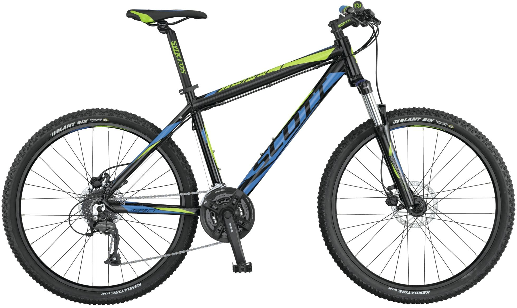 Scott Aspect 650 2015 review - The Bike List