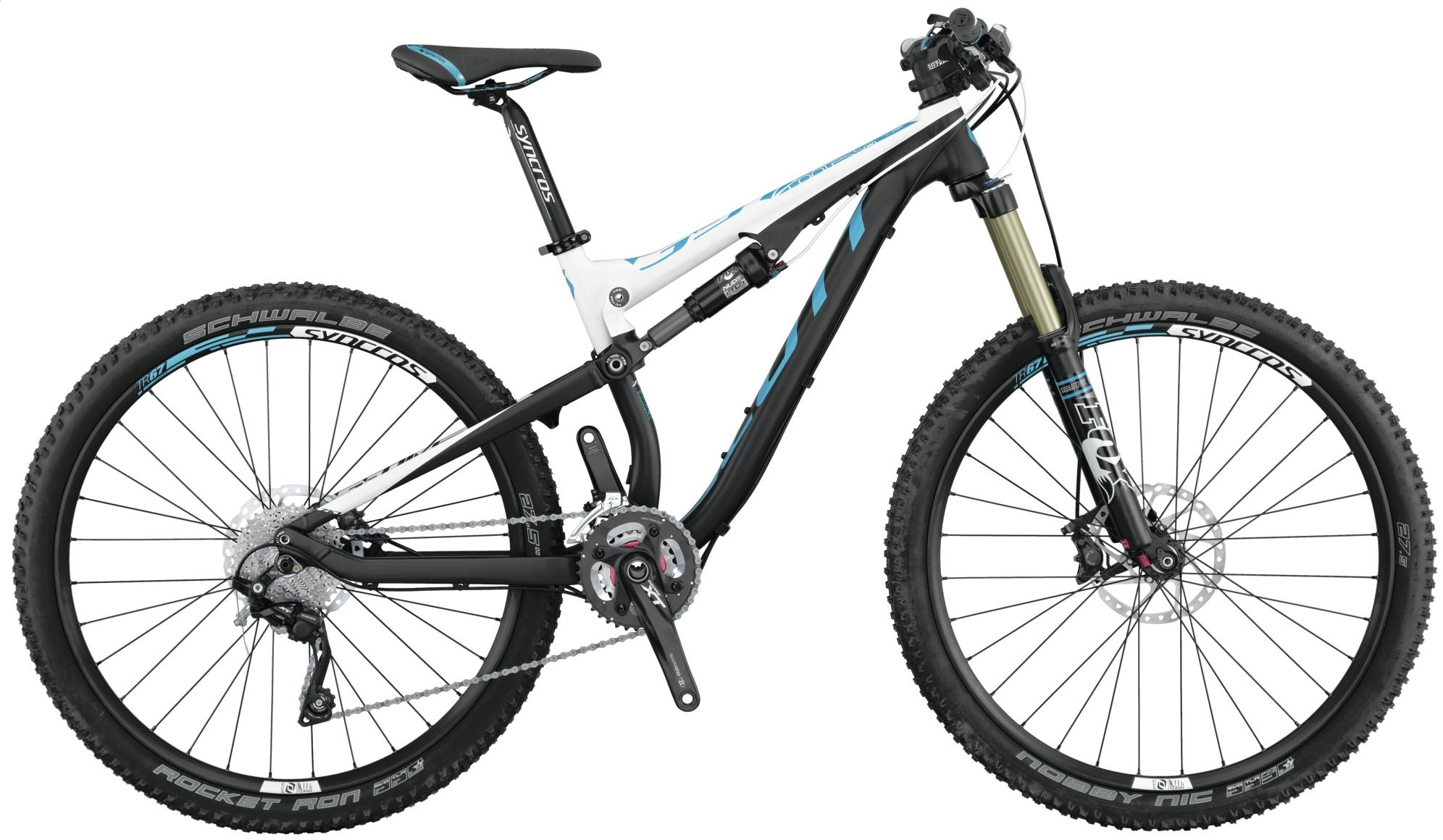 1cd68a73970 Scott Contessa Genius 710 2015 review - The Bike List