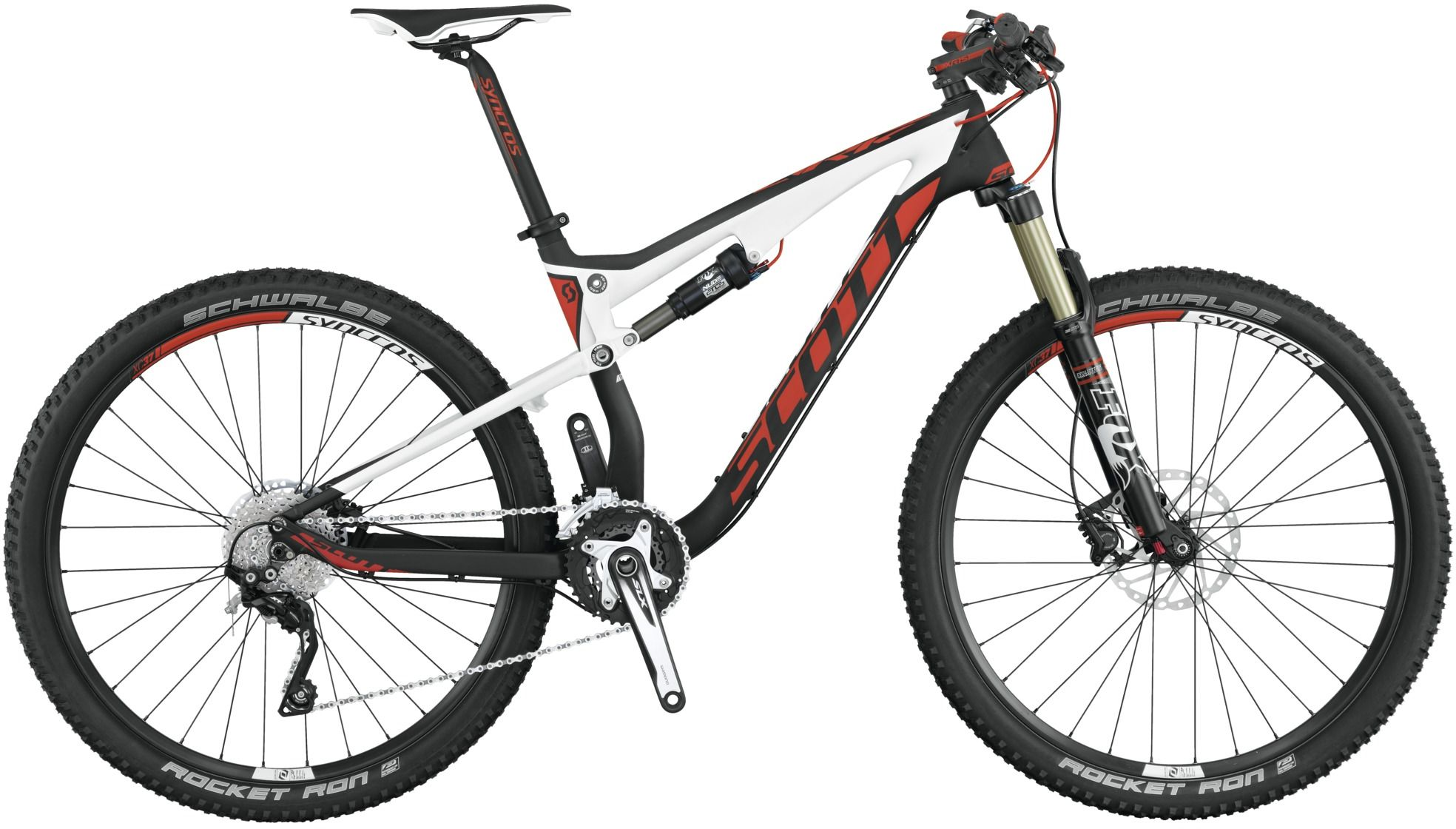 9488175fc5a Scott Spark 730 2015 review - The Bike List
