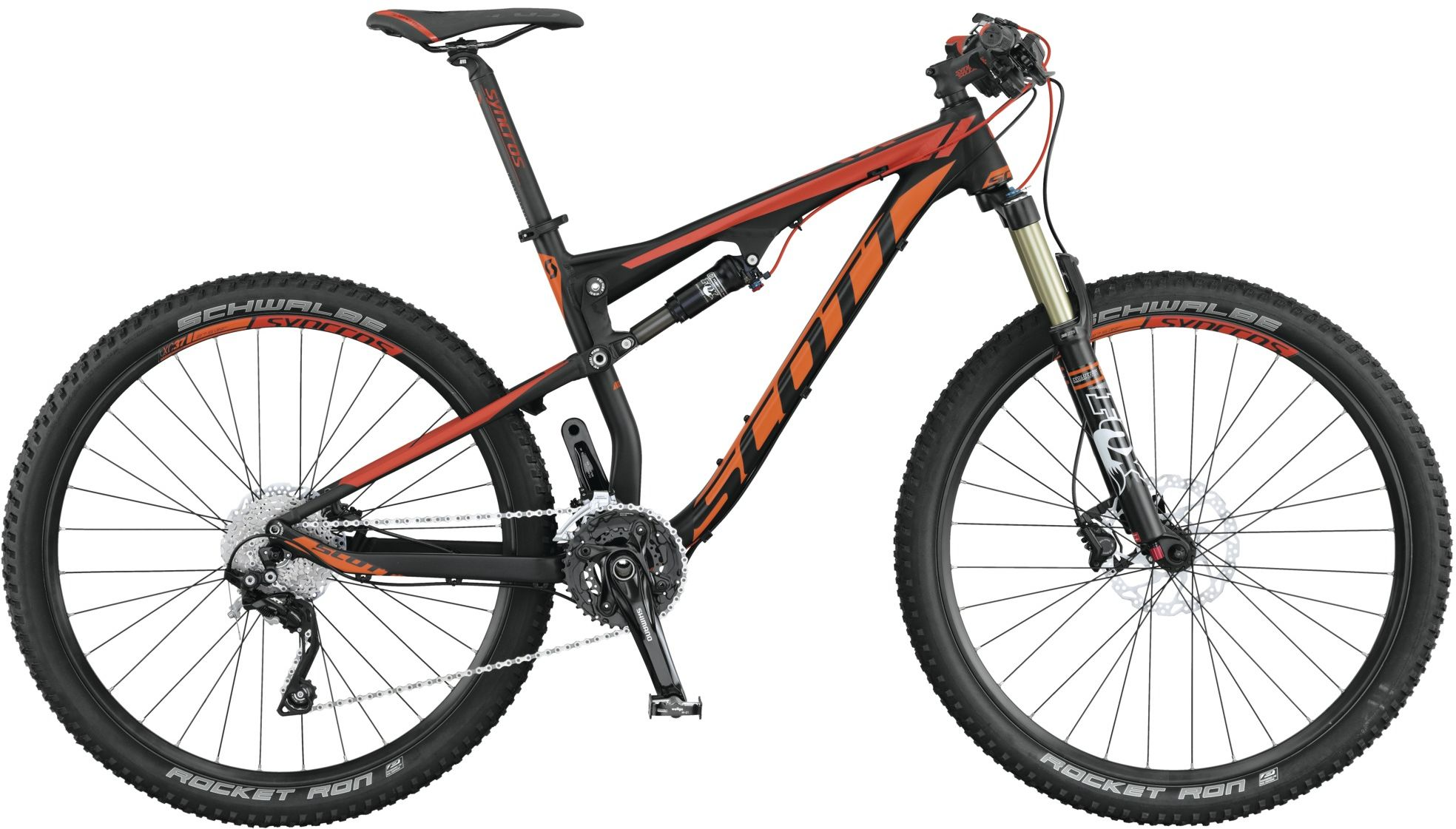 aa7b50a8590 Scott Spark 750 2015 review - The Bike List