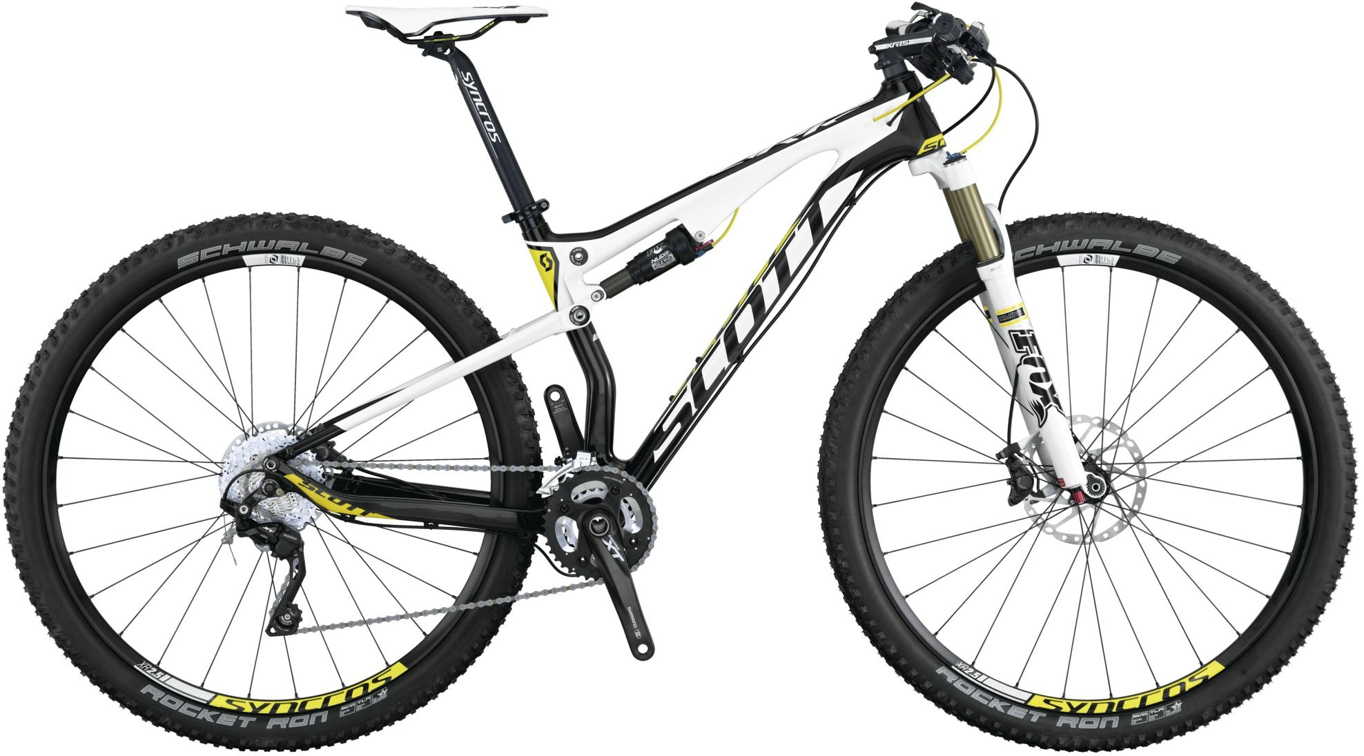 2fbb652690c Scott Spark 920 2015 review - The Bike List