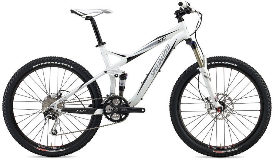 b1f08683505 Specialized FSRxc Pro 2010 review - The Bike List