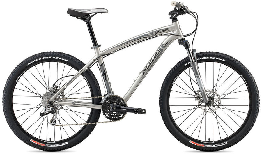 813daf5fa62 Specialized Hardrock XC Pro Disc 2010 review - The Bike List