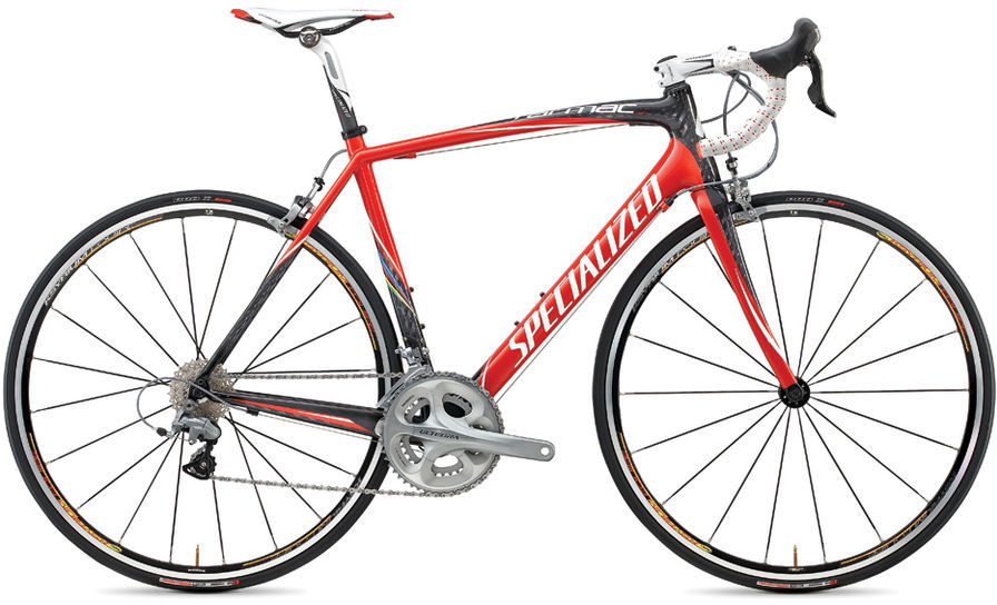 Specialized Tarmac Expert Sl Double 2010 Review The Bike