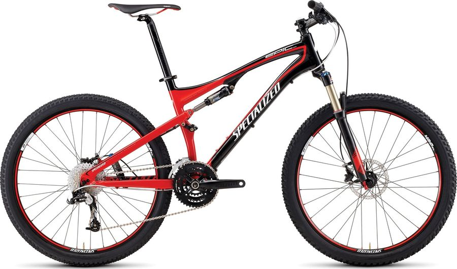 Specialized Epic Fsr Comp 2011 Review The Bike List