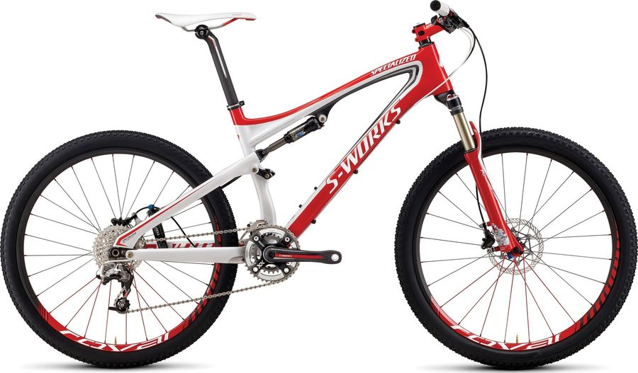 b3ea5d64e2c Specialized S-Works FSR Epic 2011 review - The Bike List