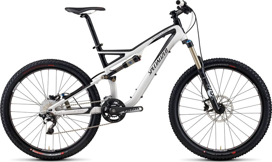 Specialized Stumpjumper FSR Elite 2011 review - The Bike List