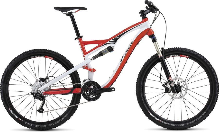 Specialized Camber Expert 2012 Review The Bike List