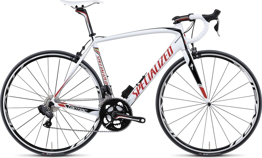 specialized tarmac sl4 pro di2 2012 review