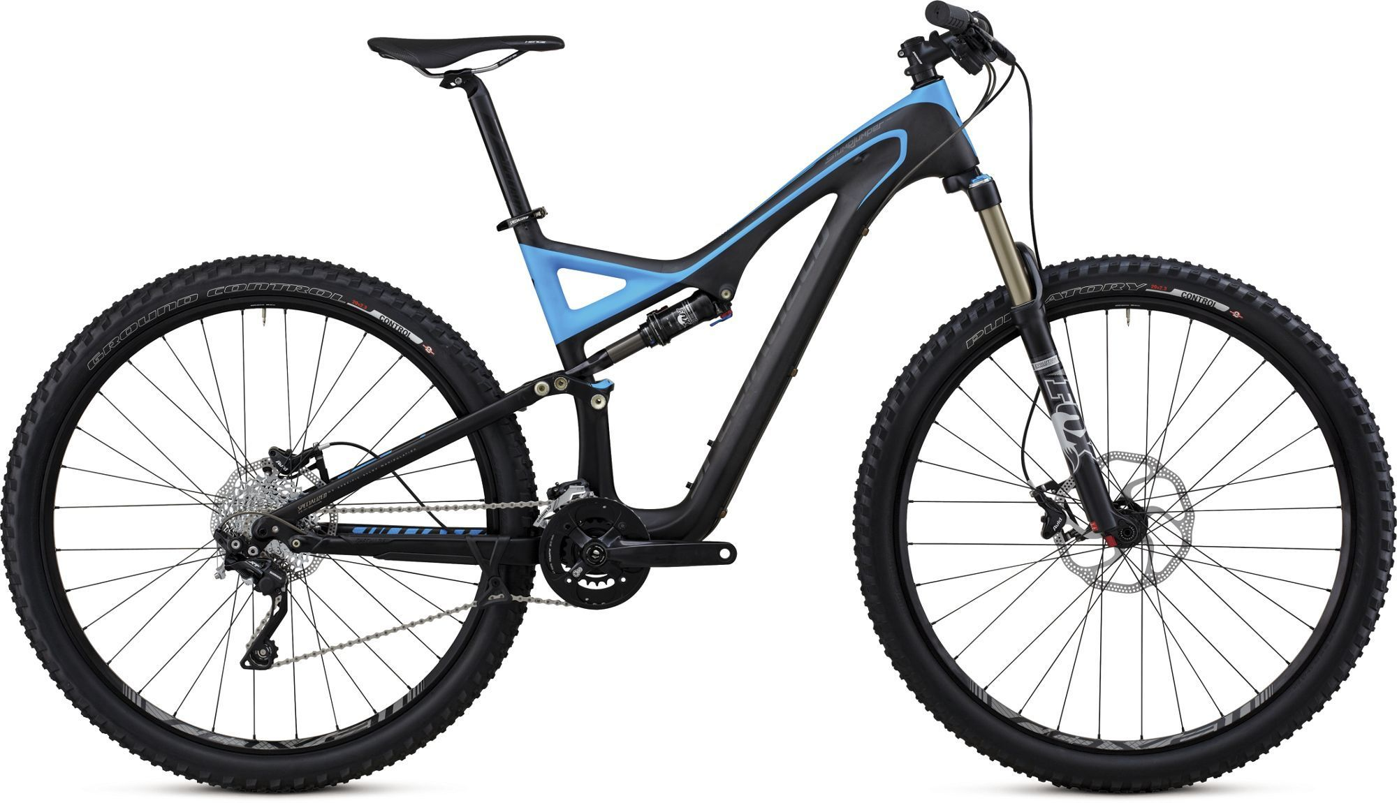 Specialized Stumpjumper FSR Comp Carbon 2013 review - The Bike List