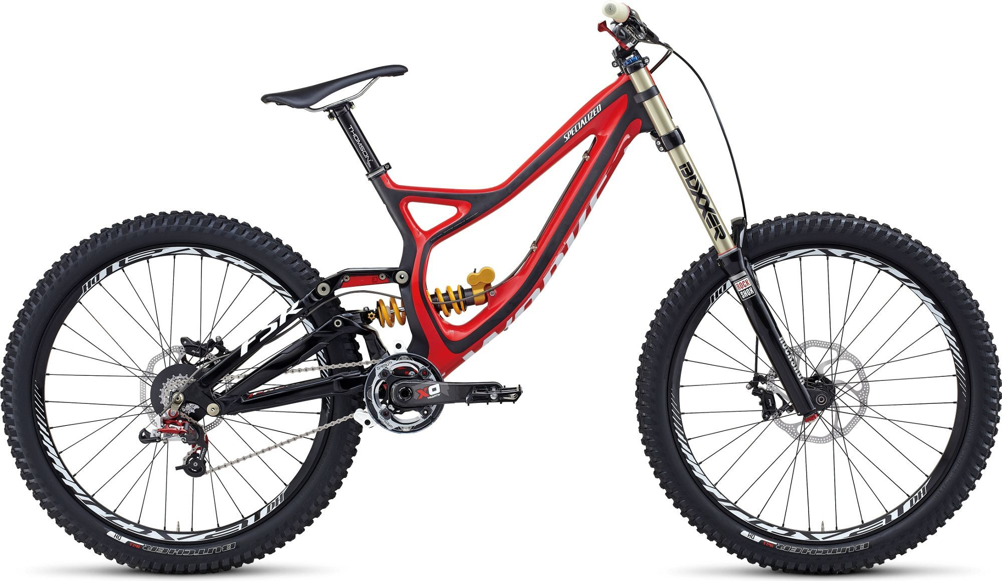 Specialized S Works Demo 8 Carbon 2014 Review The Bike List