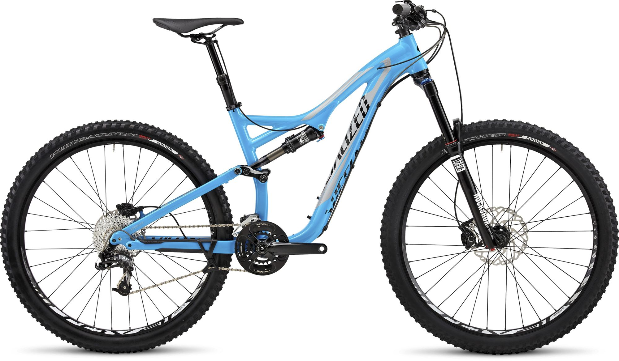 Specialized STUMPJUMPER FSR COMP EVO 650B 2015 review - The