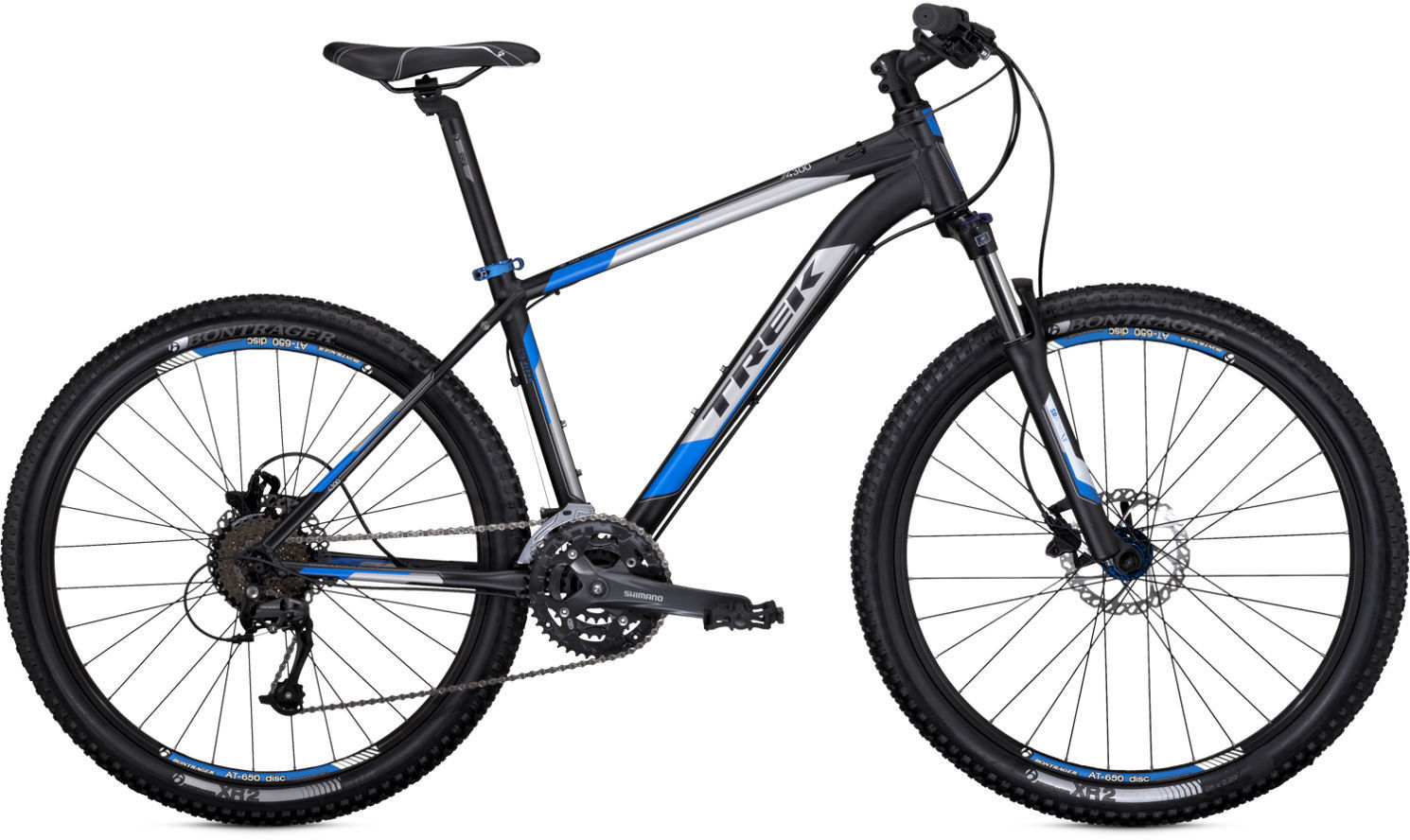 Trek 4300 Disc 2013 Review The Bike List