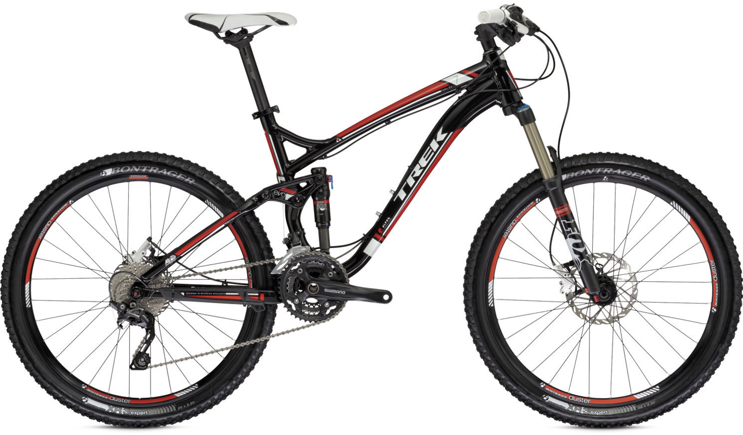 0c3f18f50c0 Trek Fuel EX 7 2013 review - The Bike List