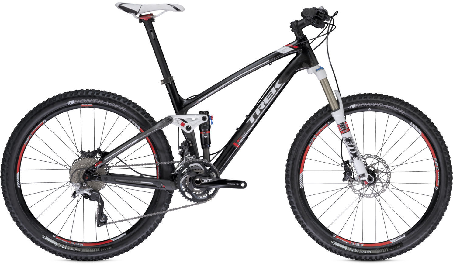 Trek Fuel Ex 9 7 2013 Review The Bike List