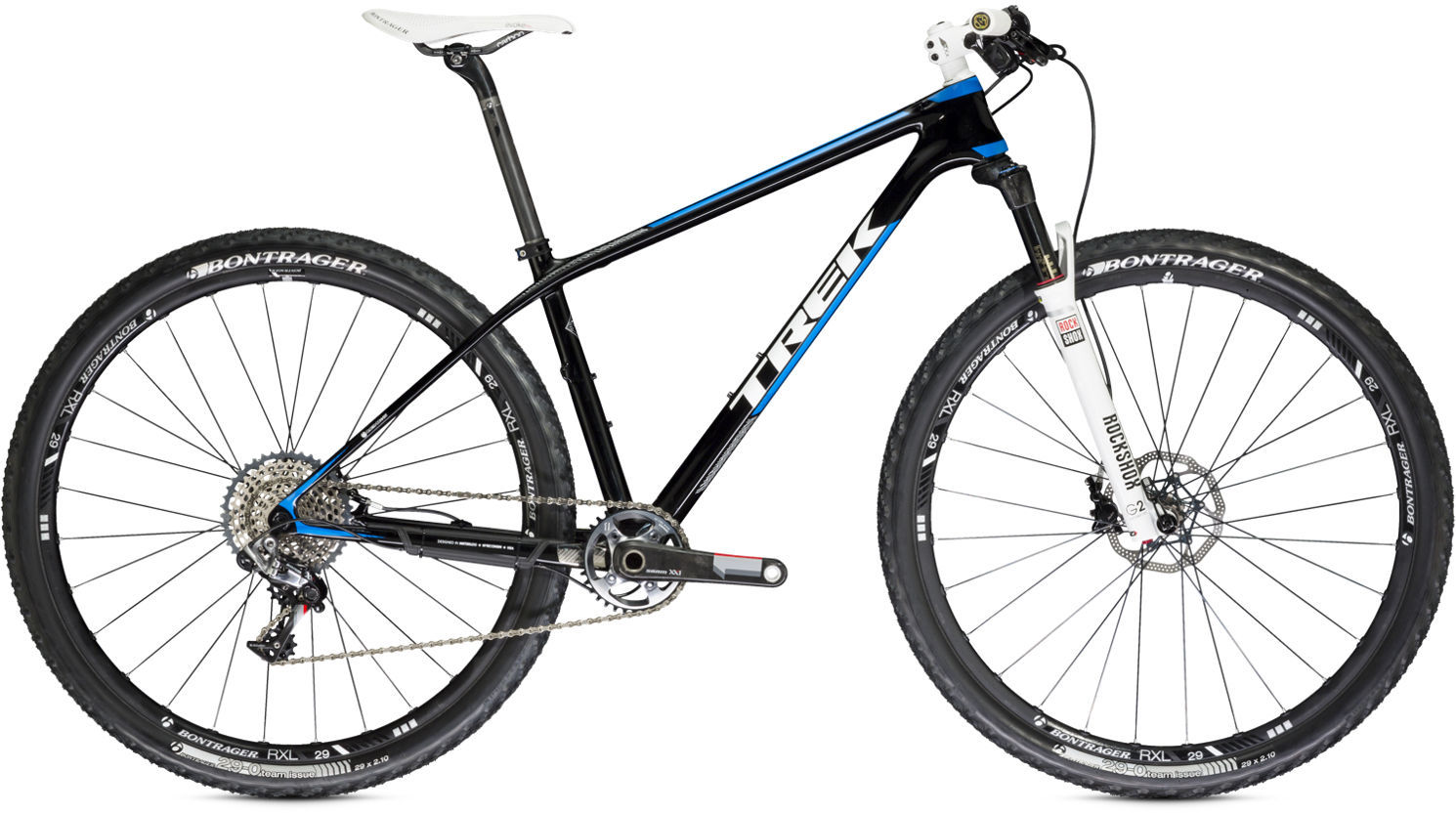 Trek Superfly 9 Hardtail Mountain Bike Leisure