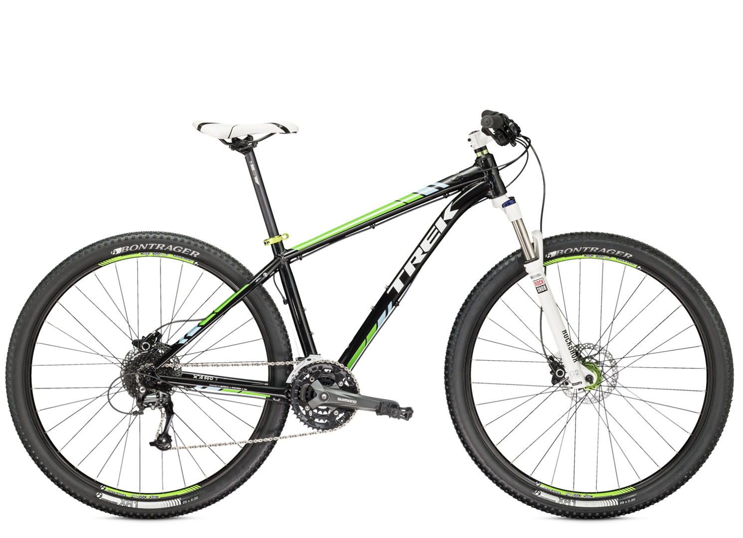 Trek X Caliber 7 27 5 Quot 2015 Review The Bike List