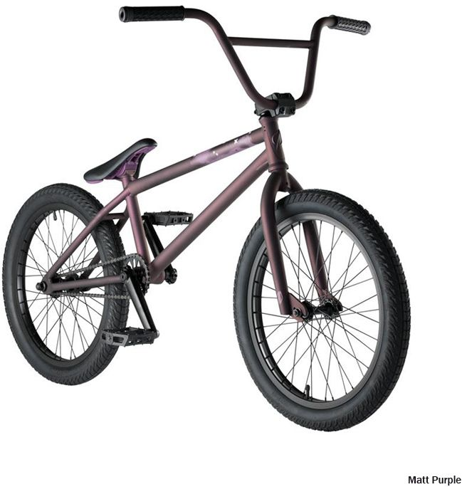 Verde Theory BMX 2011 review - The Bike List