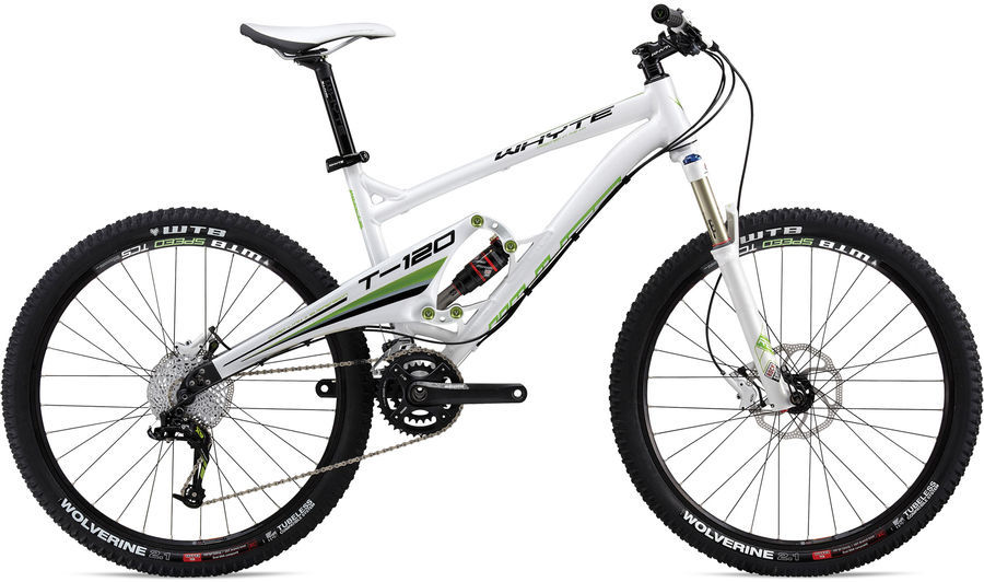 Whyte T 120 2012 Review The Bike List