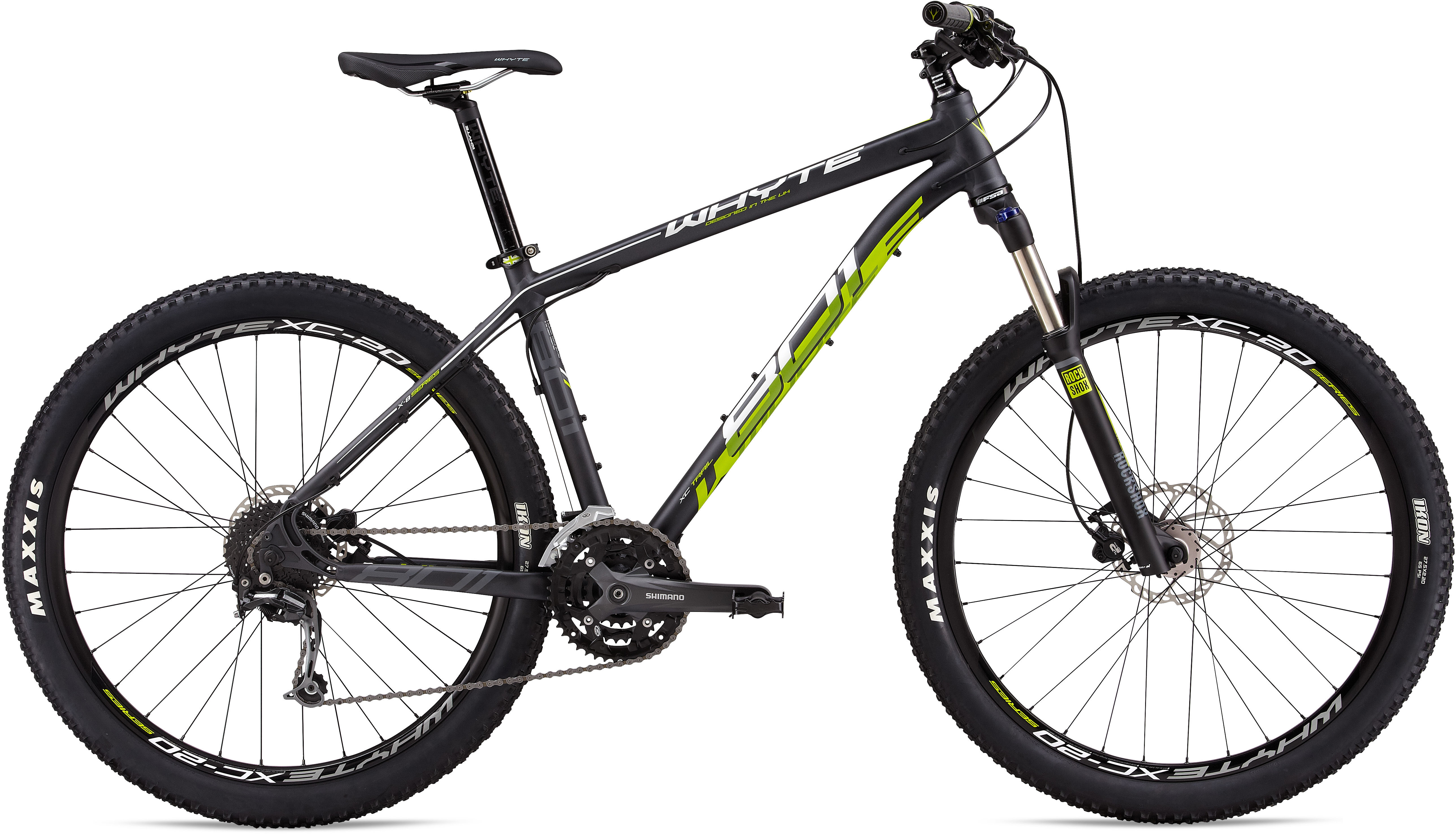 d208856fc7c Whyte 801 2015 review - The Bike List
