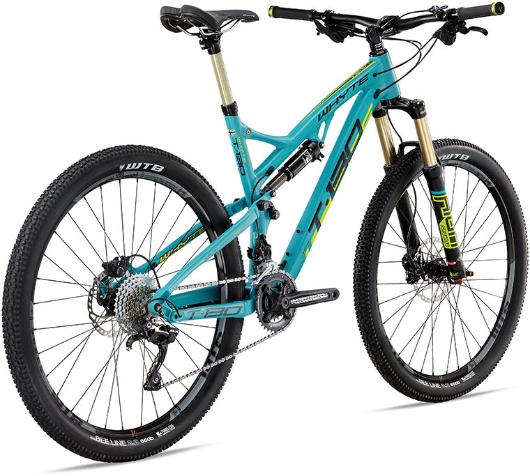 Whyte T 130 Sx 2015 Review The Bike List