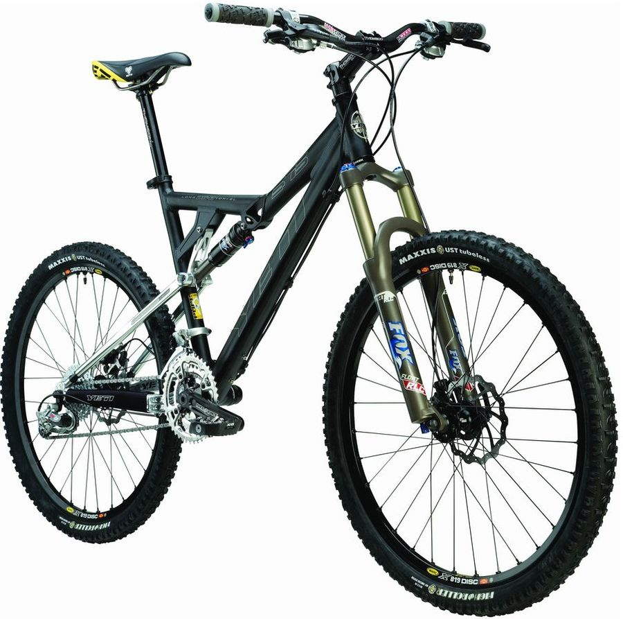 Yeti 575 2007 Review The Bike List