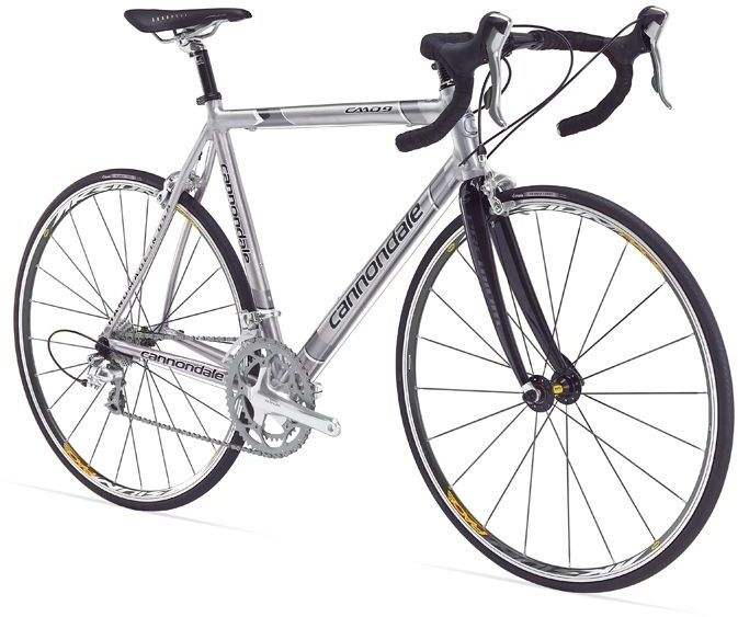 6cb593812b9 Cannondale CAAD9 Ultegra 2007 review - The Bike List