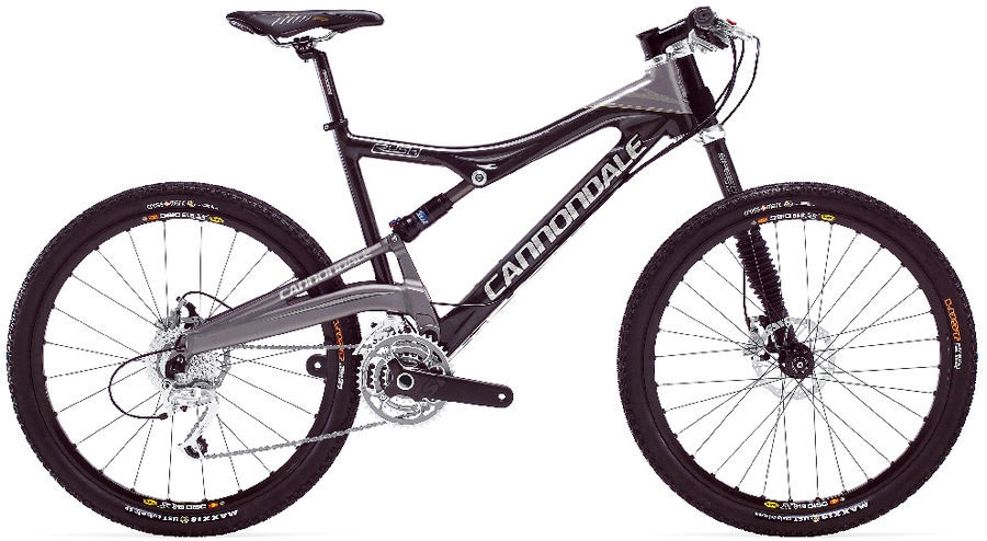 Cannondale Rush Carbon 2 2007 review - The Bike List