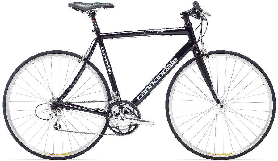 58a784625cd Cannondale Synapse Tiagra Triple Drive Flat Bar 2007 review - The ...
