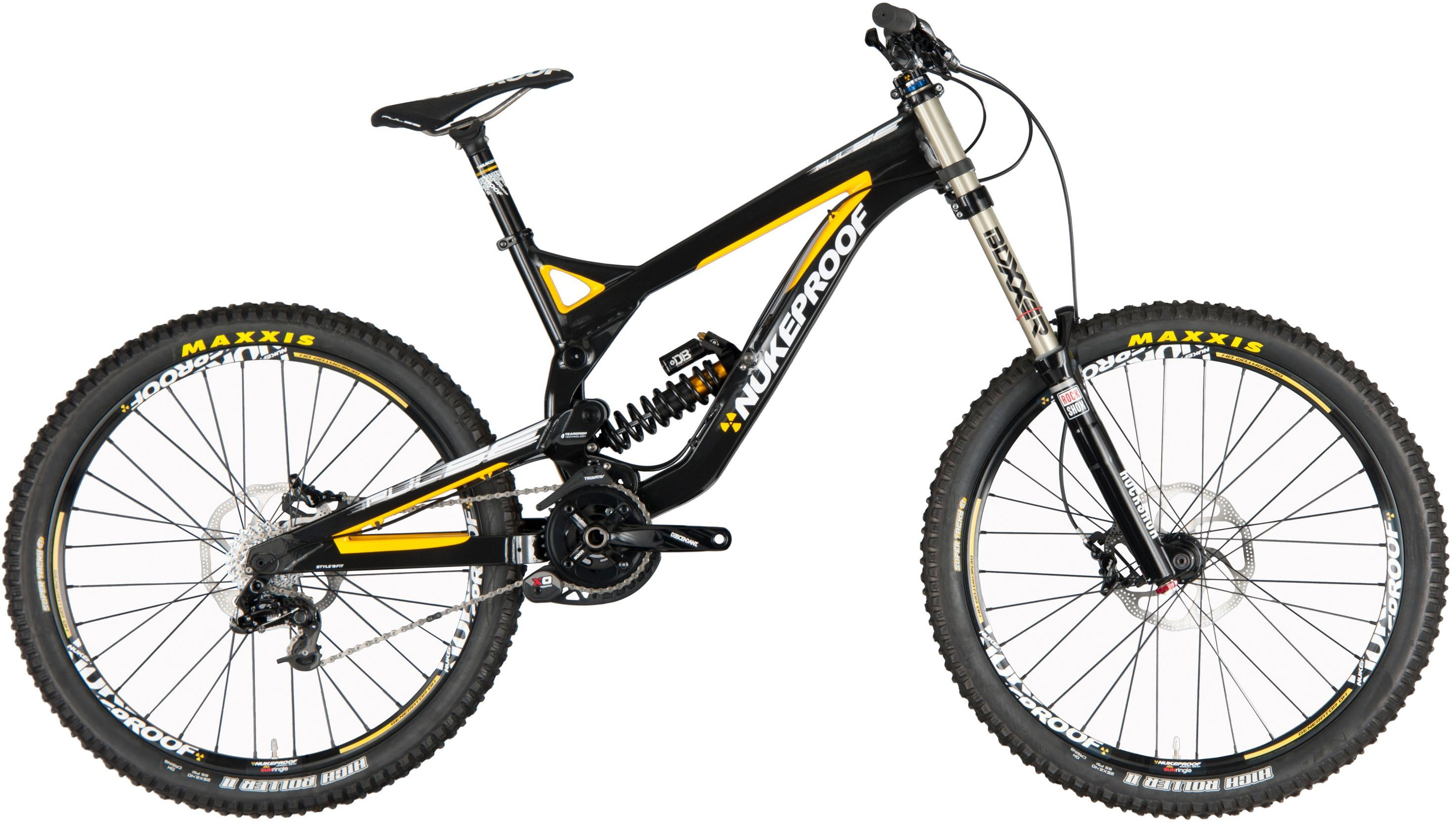 Nukeproof Pulse Dh Pro 2014 Review The Bike List
