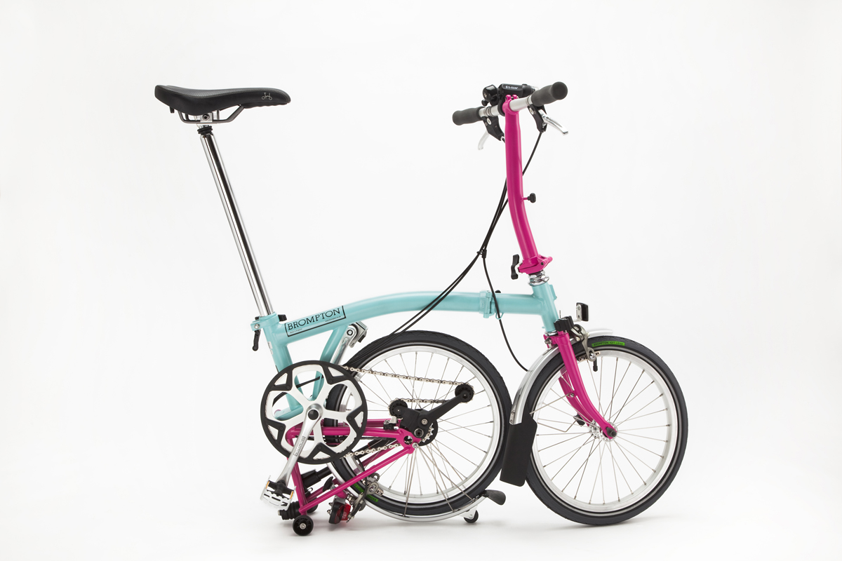 Brompton S Type 2L 2010 review The Bike List
