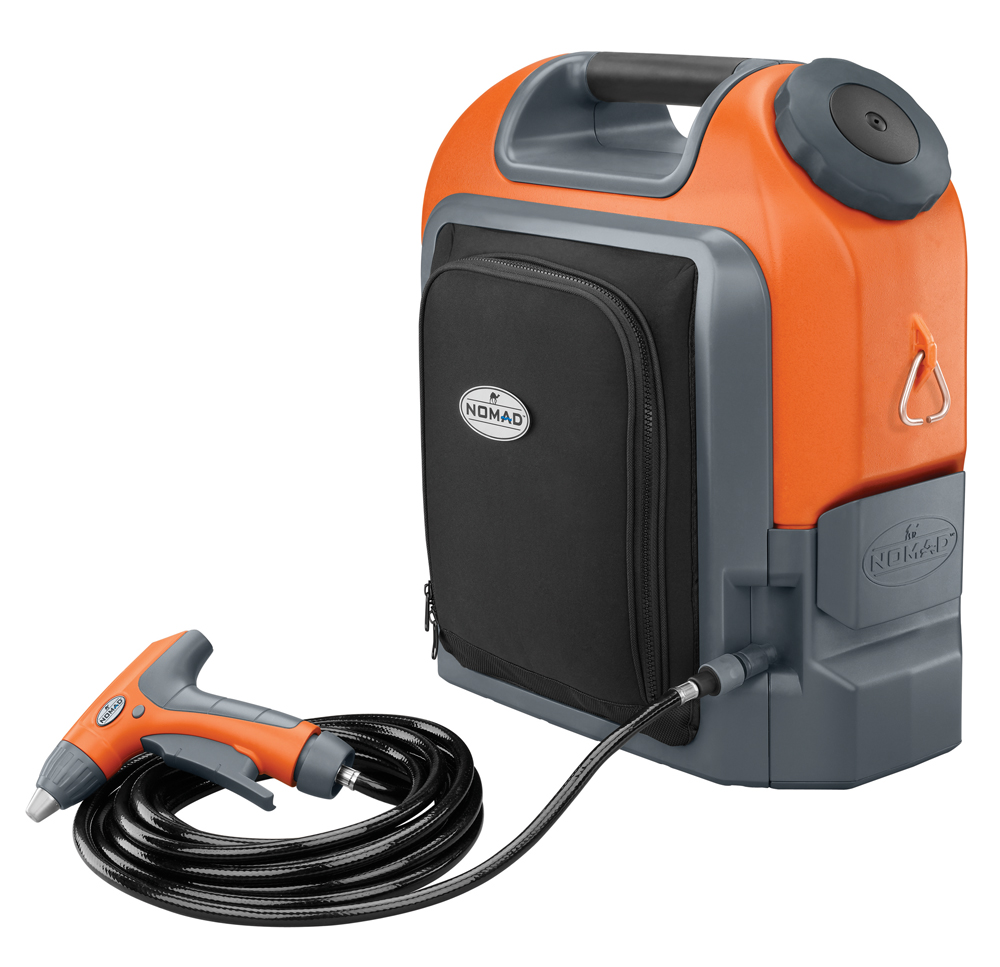 nomad 18 v cordless pressure washer 170 the bike list. Black Bedroom Furniture Sets. Home Design Ideas