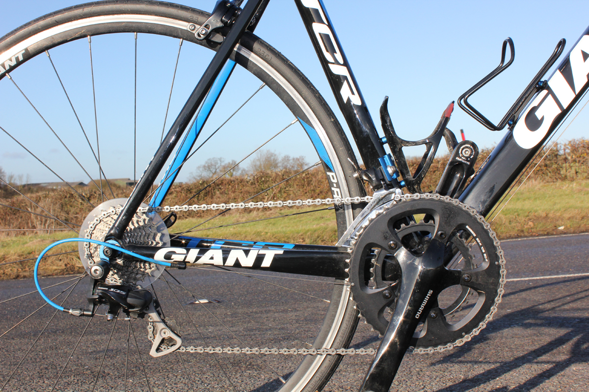 Giant TCR 1 Compact 2011 review - The Bike List