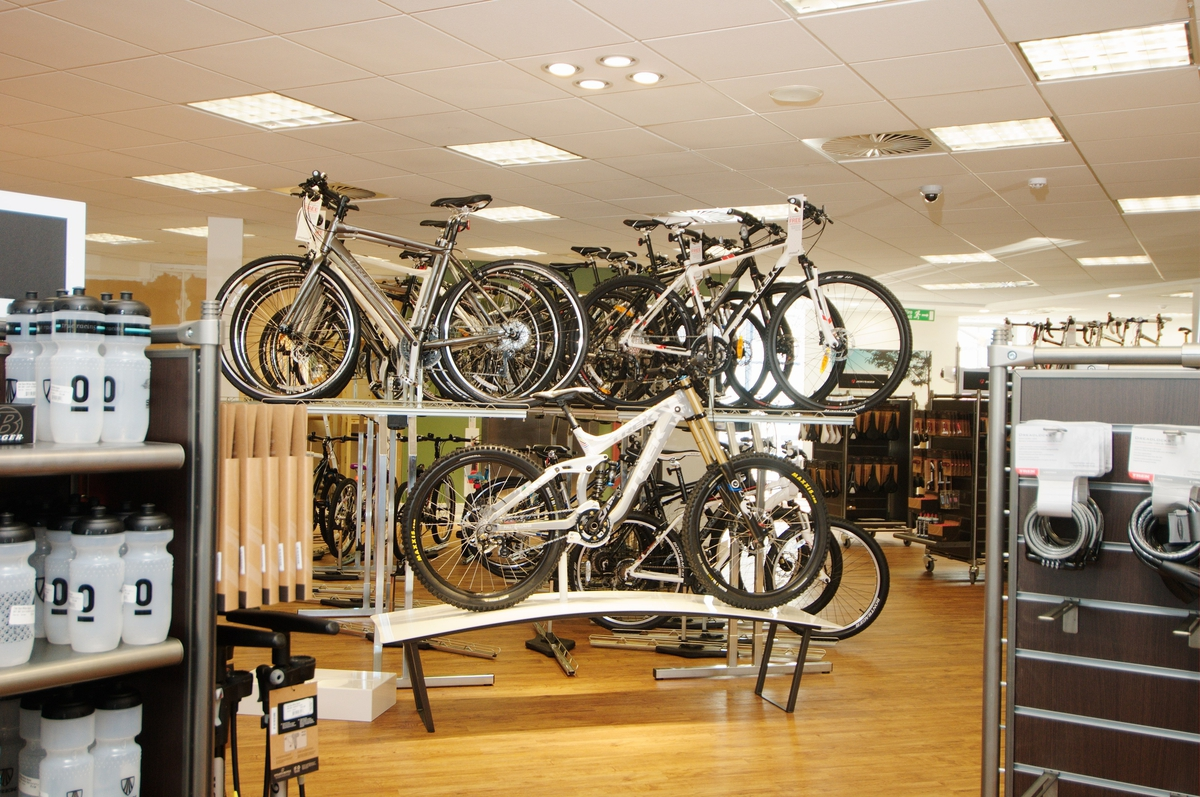 First Trek Bicycle Store Opens The Bike List