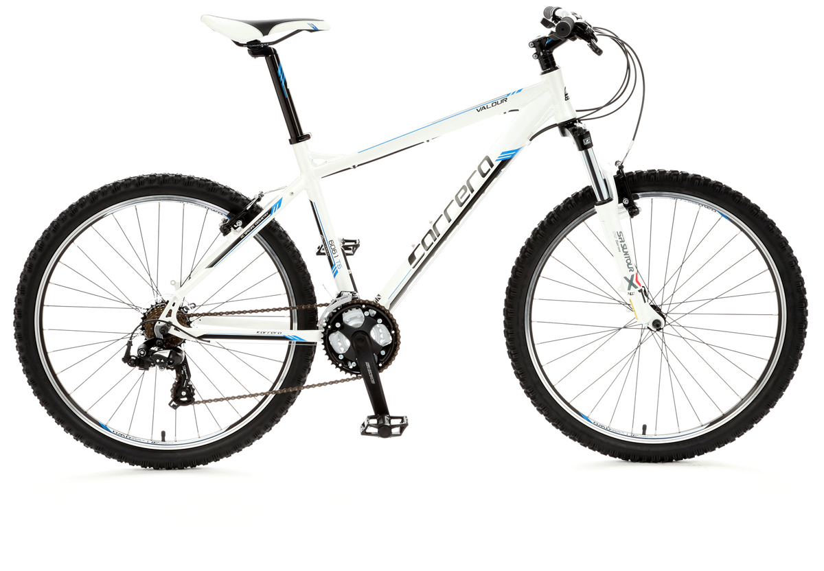 New Carrera bikes from Halfords - The Bike List