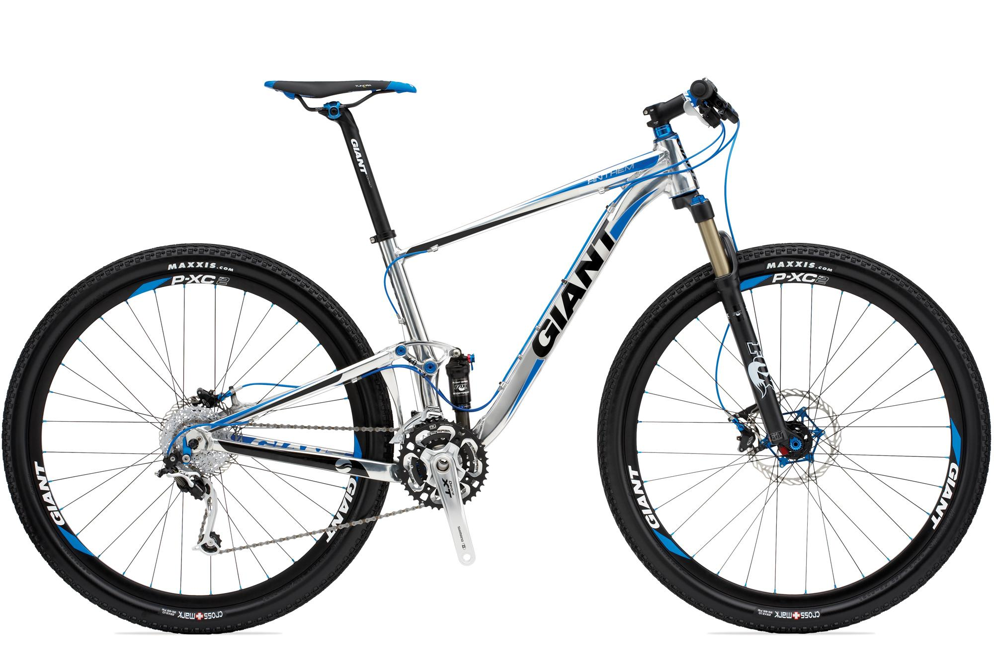 Giant Anthem X 29er 2011 Review The Bike List