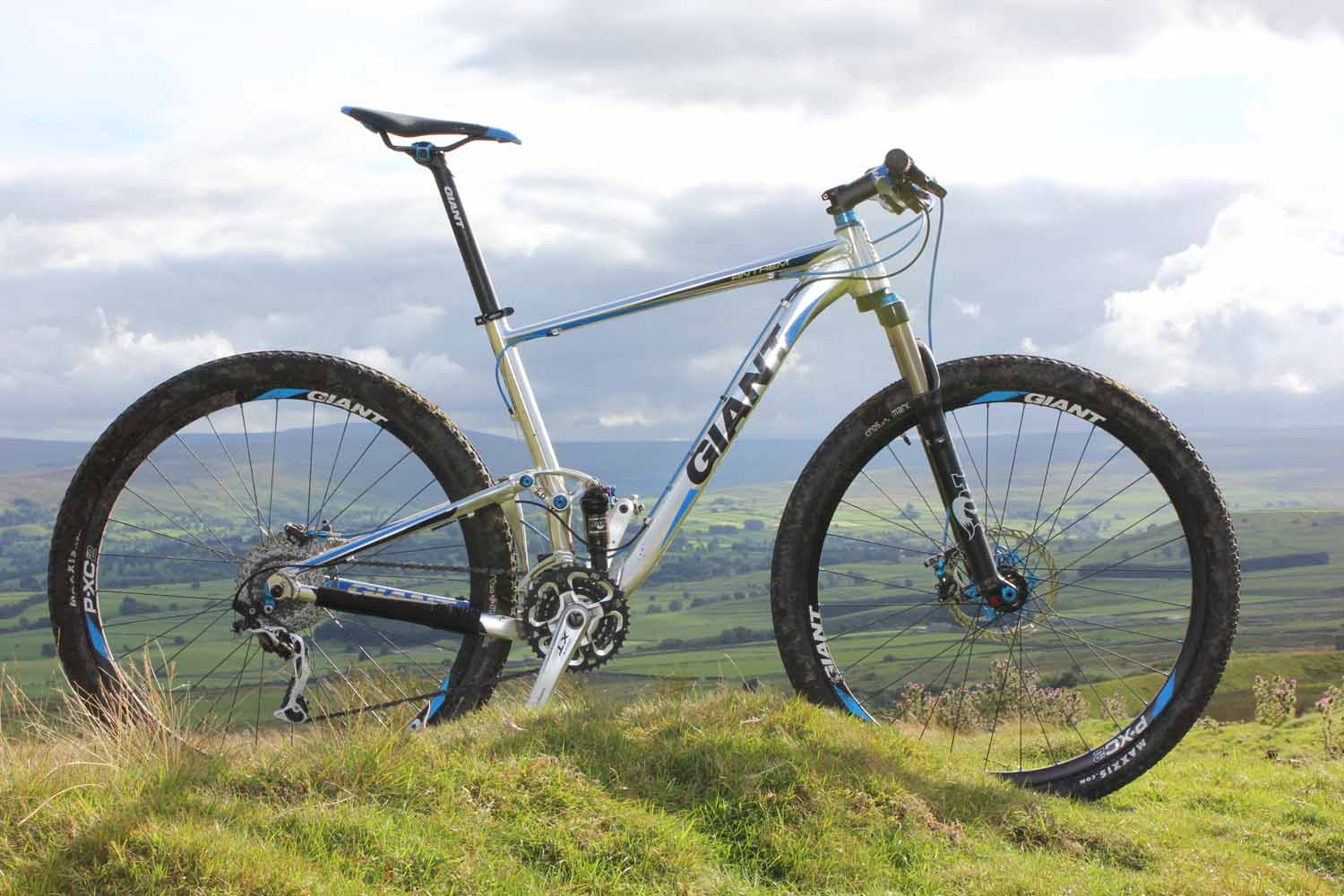 34a8b2c1f04 Giant Anthem X 29er 2011 review - The Bike List