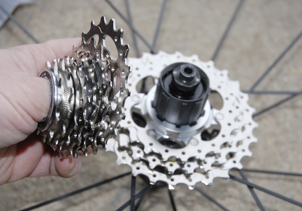 d2edba24930 If you have a 10-speed road bike with stock gearing and are after a wider  range of gears to help you spin up hills a little easier and fly down the  other ...