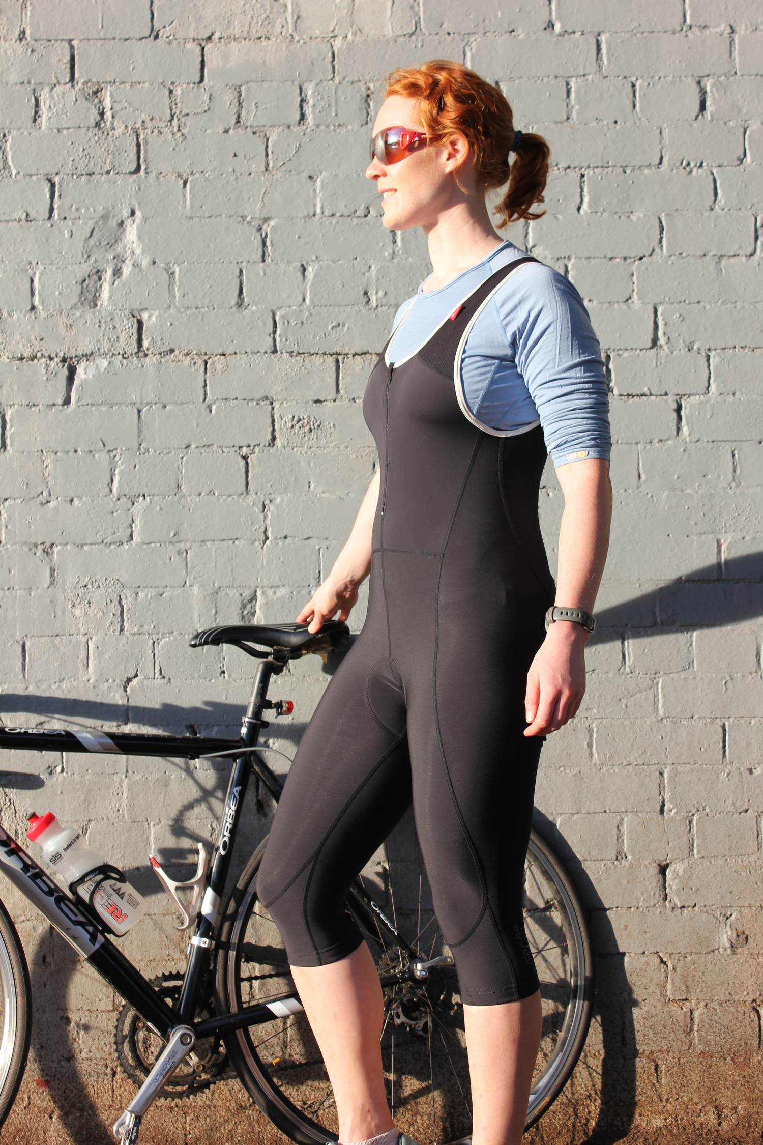 I feel as if Rapha have created a Catch 22 situation in creating a ¾ winter  bib tight. As soon as it gets warm enough to wear ¾ length tights 96c2818b8
