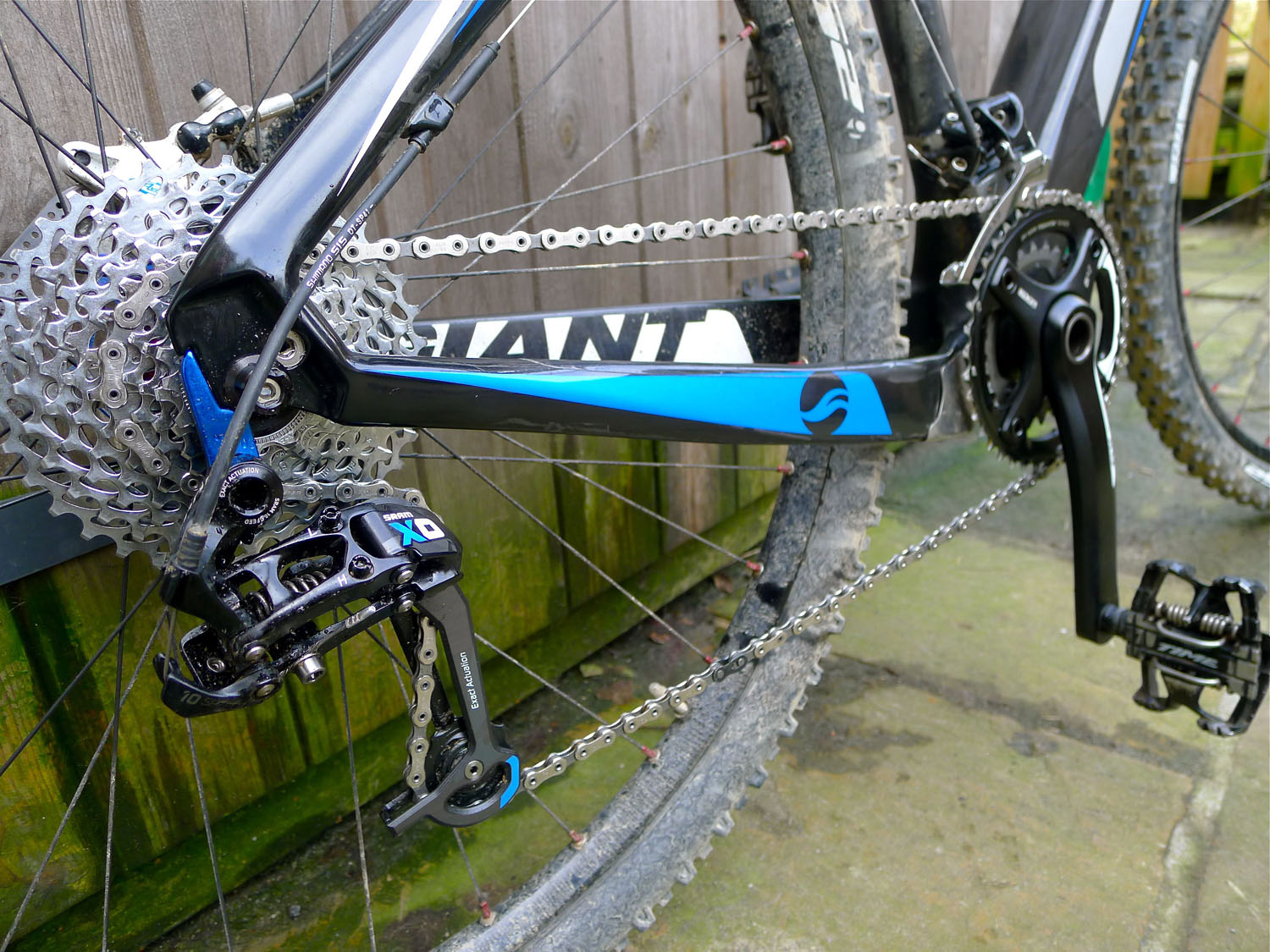 Giant Xtc Composite 29 Er 0 2012 Review The Bike List