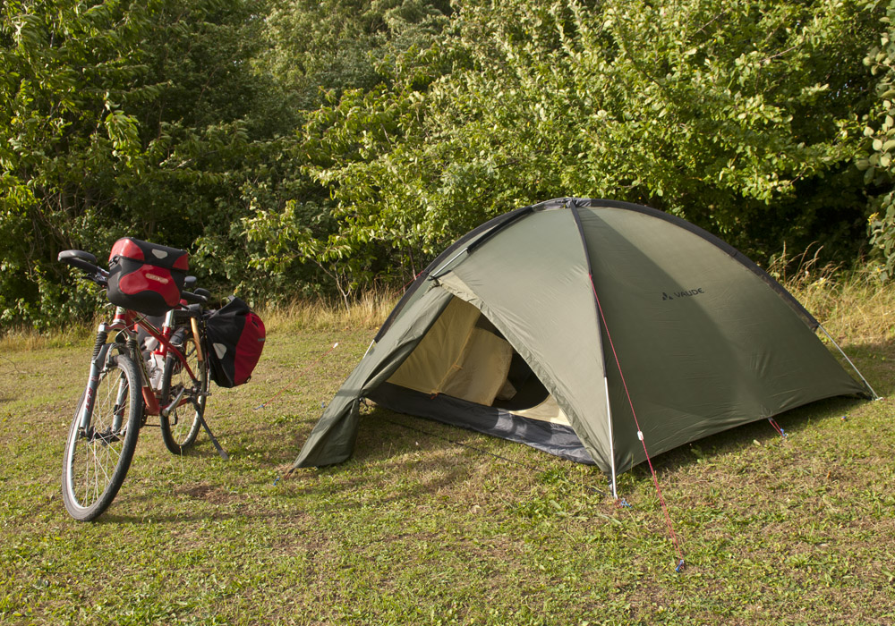 Vaude terra space 3p tent 210 the bike list - Terras tent ...