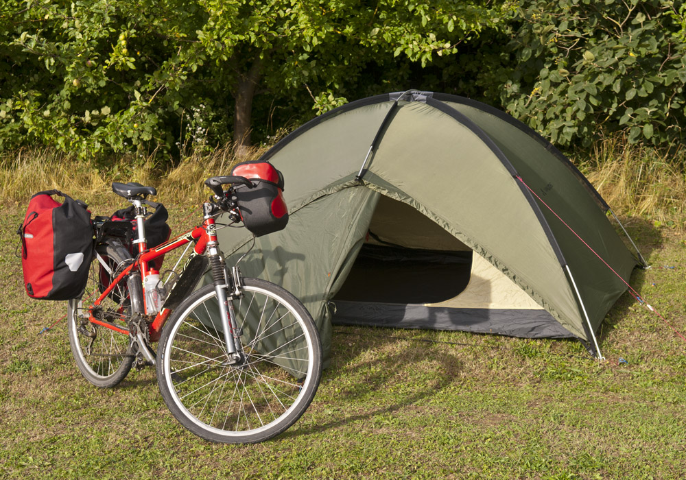 Vaude Terra Space 3p Tent 163 210 The Bike List