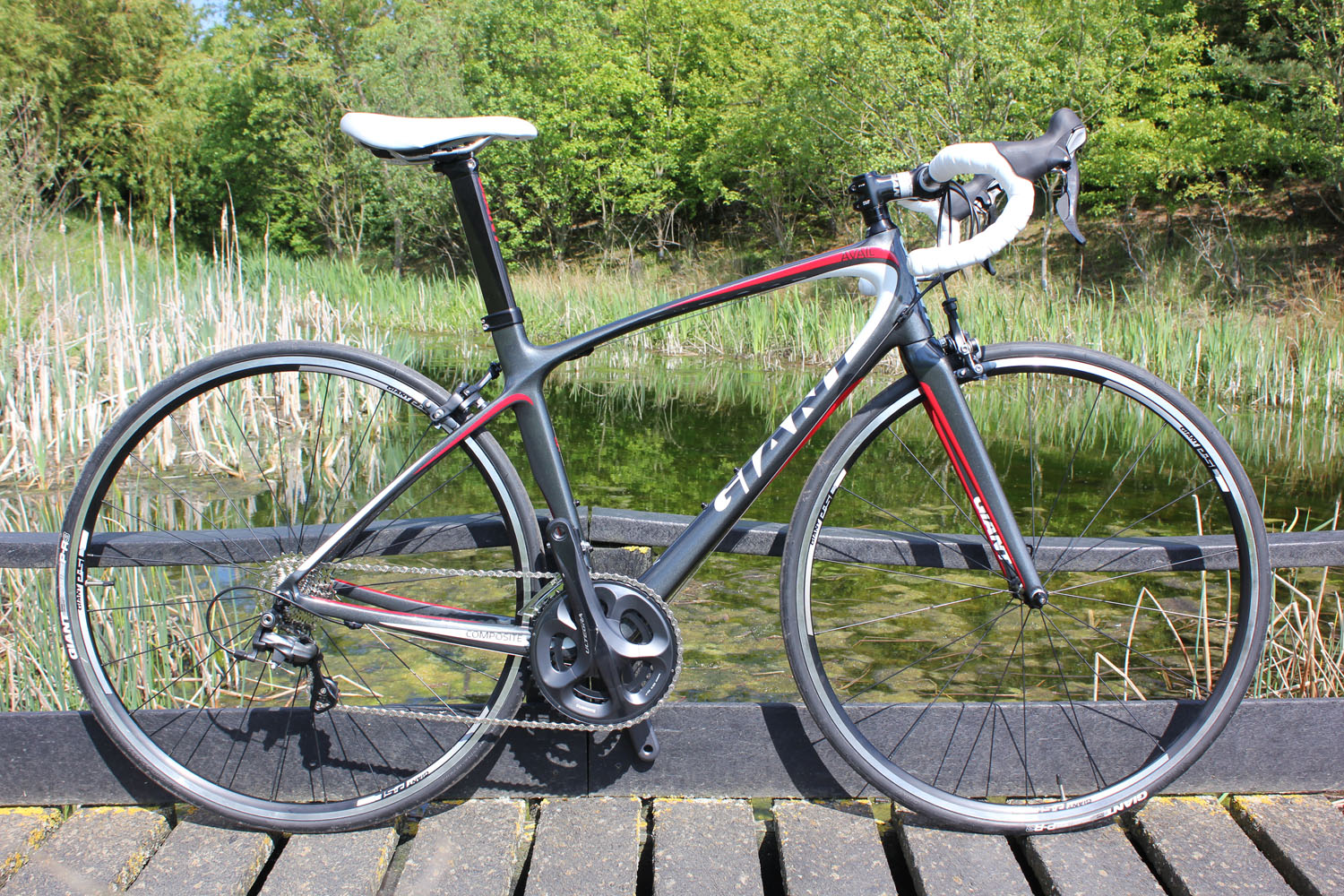 Giant Avail Composite 1 2013 review - The Bike List