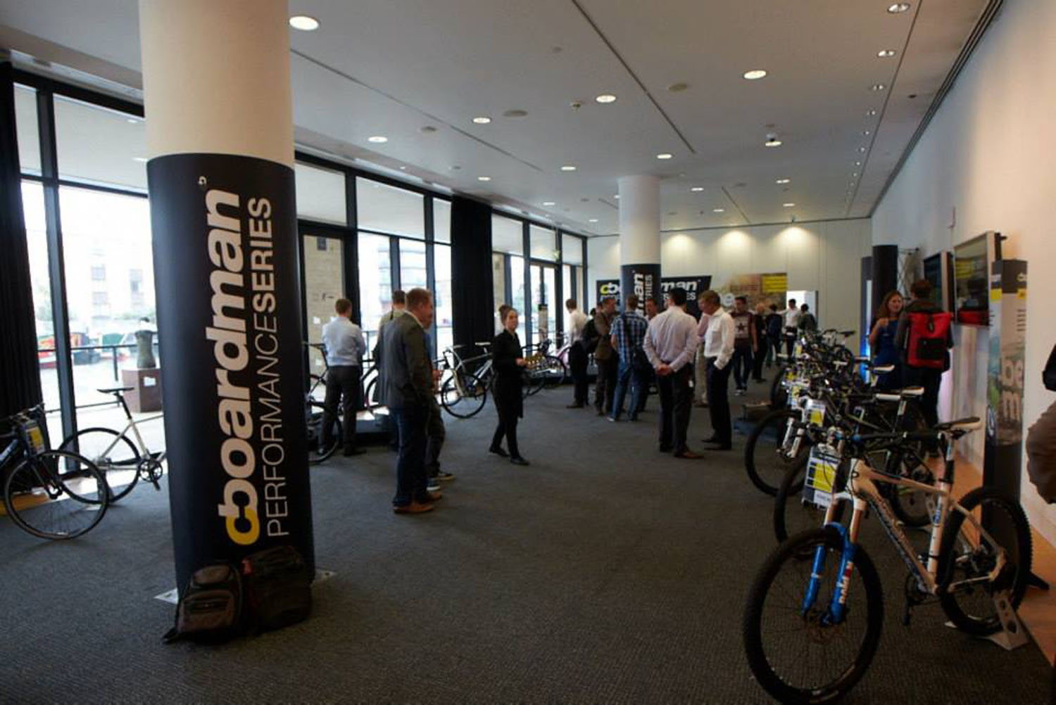 2014 Boardman bikes launch - The Bike List
